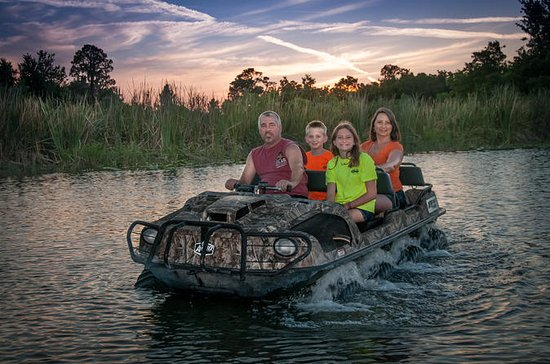Orlando Amphibious UTV Land and Water...