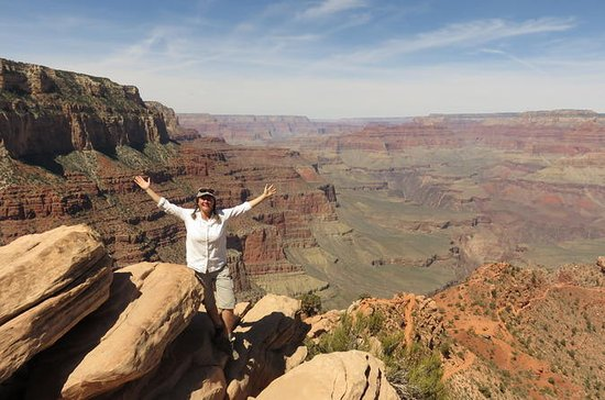 Grand Canyon Day Hike Scenic Tour from Sedona with Lunch
