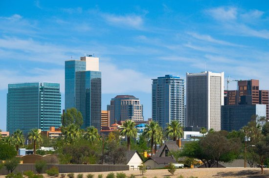 Phoenix Highlights Half-Day Tour With Old Town, State Capitol