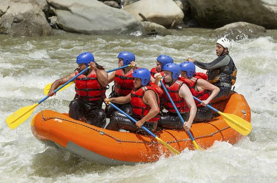 Cetina River Rafting Adventure from...