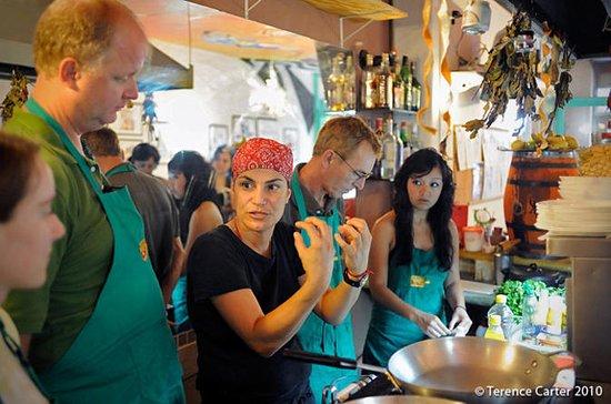 Rio de Janeiro Small-Group Cooking...