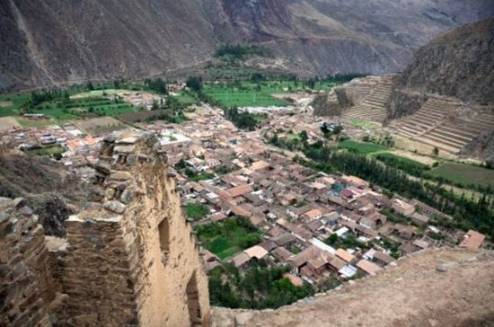 Sacred Valley Tour: Chinchero, Maras ...