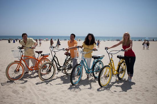 Electric Bicycle Tour of Santa Monica...