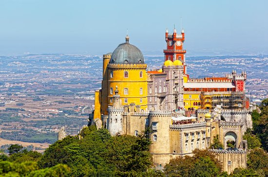 Lisbon Super Saver: 2-Day Sintra...