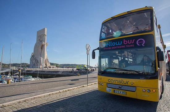 Lisboa Hop-On Hop-Off Tour: 48-timers...