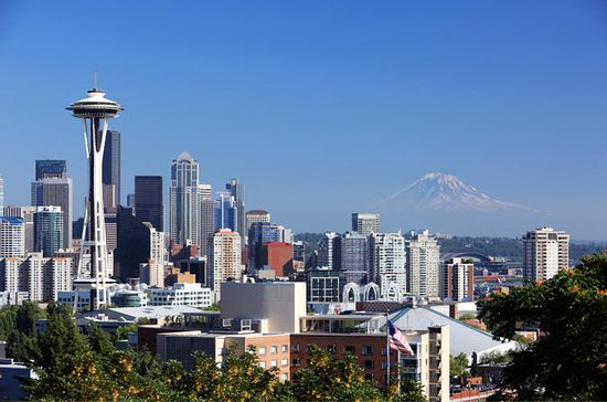 Seattle in One Day: Sightseeing Tour...