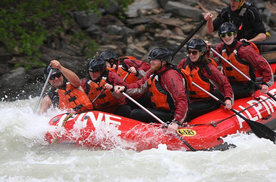 Full-Day Whitewater Rafting on...