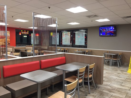 Bellville, OH: Burger King