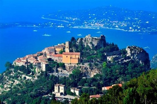 Small-Group Tour: French Riviera in...