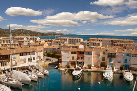 Small-Group St Tropez Day Trip from...