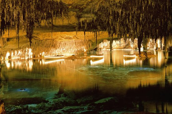 Private Tour: Mallorca Caves of Drach...