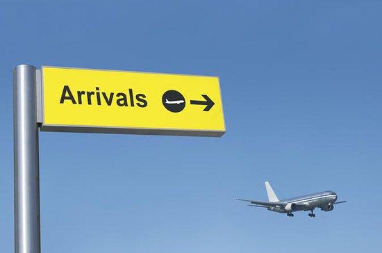 Trasferimento di arrivo privato: aeroporto internazionale di Los