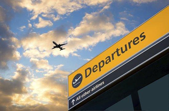 Private Departure Transfer: Hotel to John Wayne International Airport
