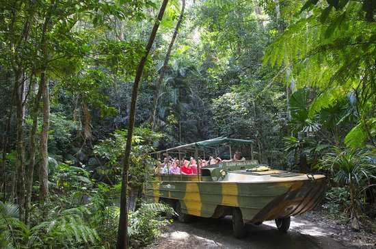 Rainforestation Nature Park di Kuranda