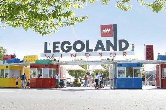 LEGOLAND® Windsor: Eintritt mit...
