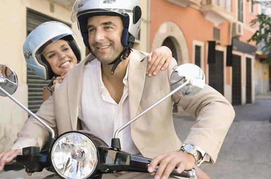 Alquiler de scooter en Menorca