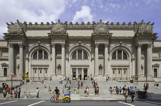 The Metropolitan Museum of Art...