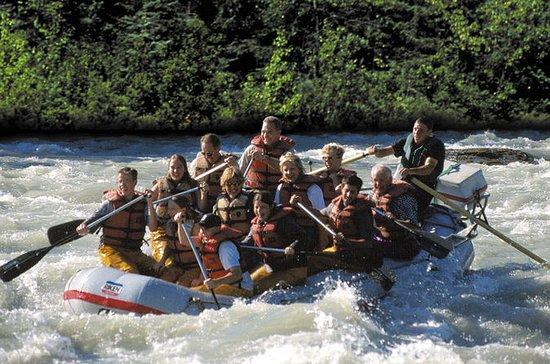 Mendenhall Glacier Rafting Tour from...