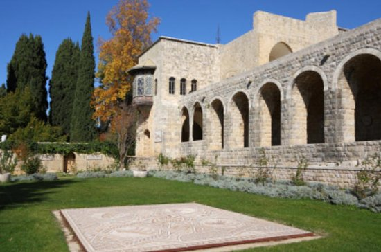 Full-Day Tour of Beirut, Beiteddine...