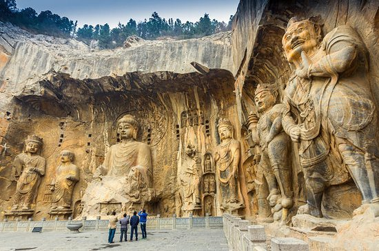 Xi'an to Luoyang 2-Day Private Tour...