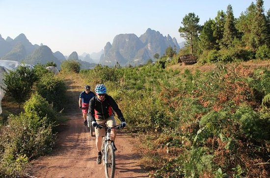 5 días de Yangshuo Bike Adventure en...