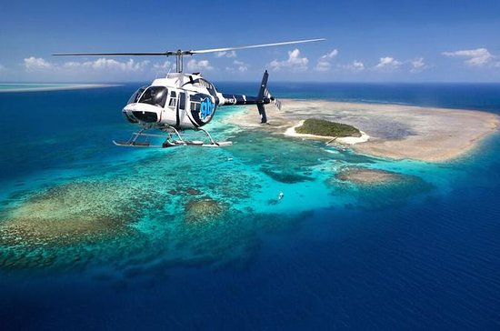 Great Barrier Reef Helicopter, Cruise...