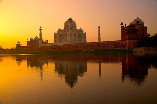 Golden Triangle Private Tour: Agra...
