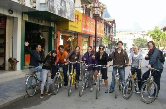 Private Tour: Yangshuo Bike Adventure...