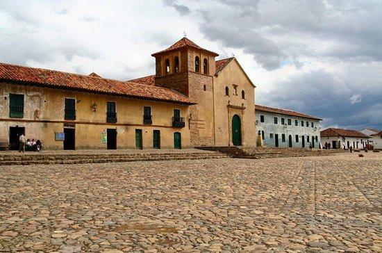 Viagem de um dia até a Villa de Leyva...