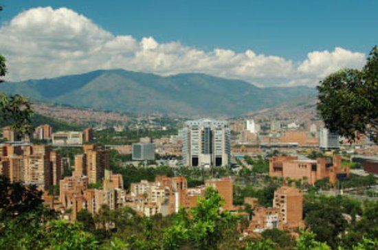 Medellín City Tour with Optional ...