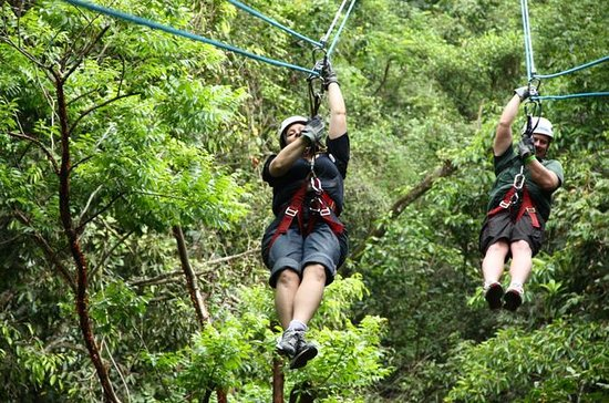 Ixpanpajul Natural Park Zipline and...