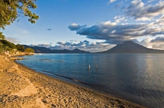 Lake Atitlán Sightseeing Cruise with...