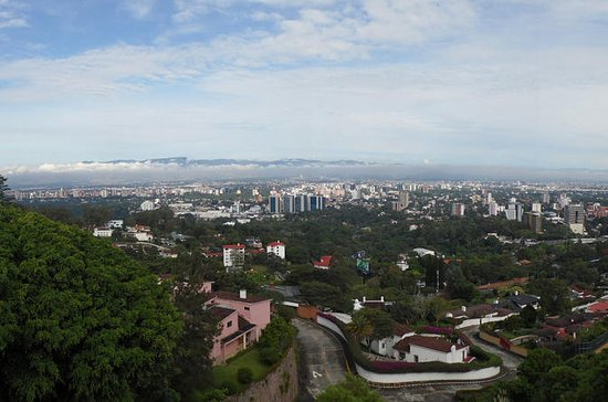 Giro turistico di Città del Guatemala