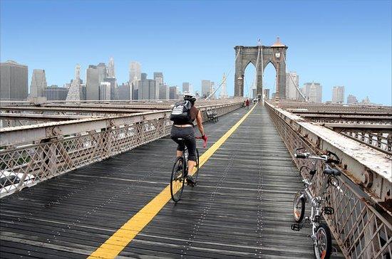 Manhattan und Brooklyn Bridge...