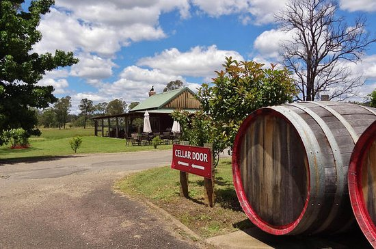 Small-Group Hunter Valley Wine and...