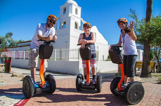Old Town Scottsdale Segway 2-Hour Small-Group Tour