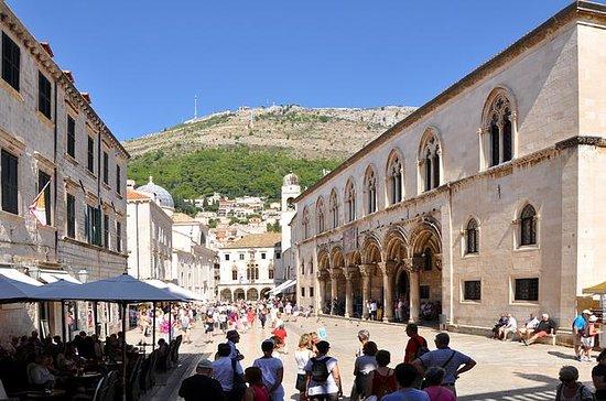 Dubrovnik Old Town Food Walking Tour...