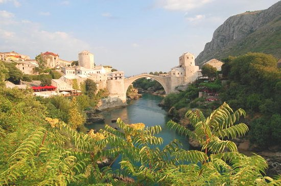 Medjugorje and Mostar Day Trip from...