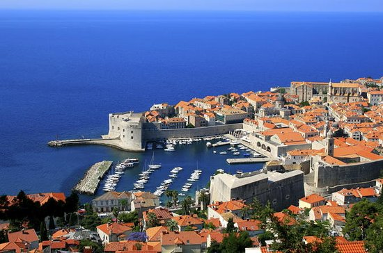 Private Tour: Korcula and Ston Day...