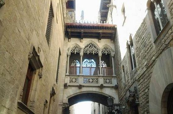 Barcelona Gothic Quarter Stories and...