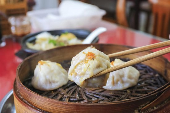 Private Chinese Dim Sum Cooking Class in Shanghai