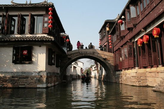 Private Tour: Zhujiajiao Water Town ...