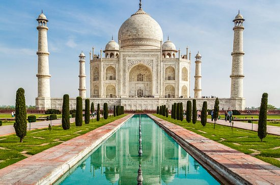 Private Taj Mahal and Agra Fort in...