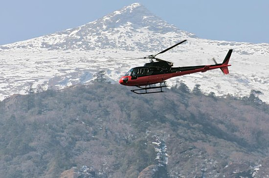 Kathmandu to Everest Base Camp Helicopter Tour with Breakfast