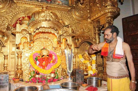 An Evening at Shree Siddhivinayak and...