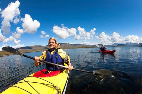 Iceland Kayaking Small-Group Tour...