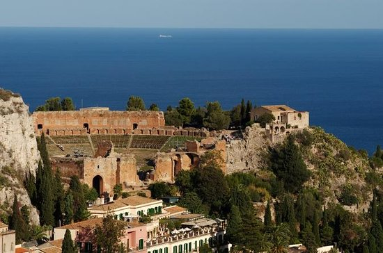 Taormina Sightseeing Guided Segway Tour with Piazza del Duomo