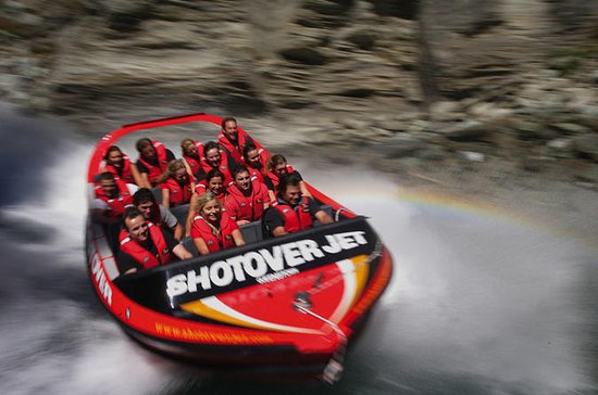 Shotover River Extreme Jet Boat Ride...