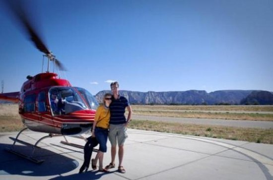 Sedona Helicopter Tour: Mountains and...