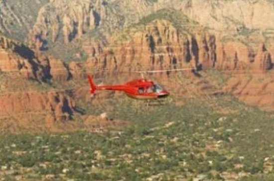 Sedona Helicopter Tour: Iconic...
